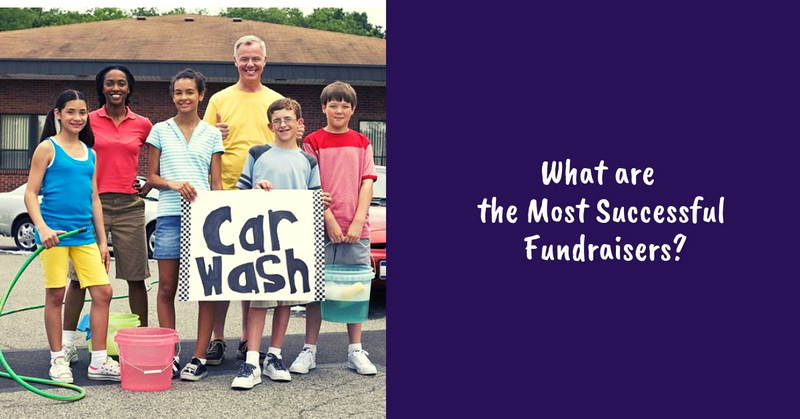 What are the Most Successful Fundraisers